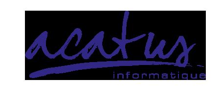 Logo Acatus Informatique