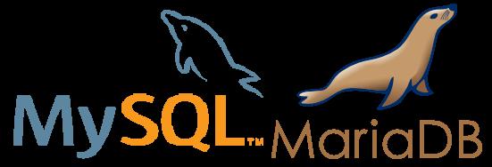 Logo Mysql MariaDB